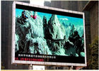 RGB SMD LED Display Full Color Waterproof High Luminance For Commercial Advertising