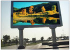 Advertising Digital SMD LED Display with Multi language Die Cast Aluminum Cabinet